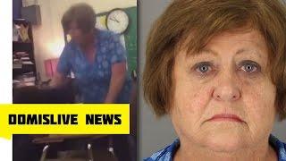 Texas Teacher Beats Up Student in Class & Arrested (Video) Ozen High School Beaumont ISD East Texas