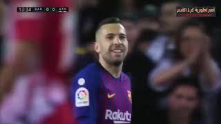 HDملخص مبارات برشلونة 2 - 0 اتلتيـــــــكو مدريد ليلة حسم الدوري الاسباني