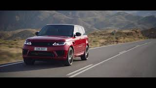 New Range Rover Sport   Engine Specs   Land Rover USA