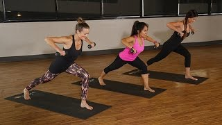 Full-Body Toning Yoga Workout | Class FitSugar