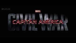 Descarga Gratis Captain America: Civil War (2016) Full HD 1080p Audio Latino