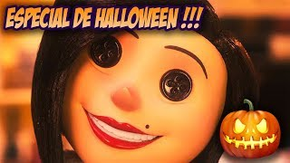 7 MEJORES Películas Animadas Para Ver Este Halloween 2017