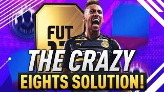 FIFA 17 - HOW TO COMPLETE THE CRAZY EIGHT SQUAD BUILDING CHALLENGE