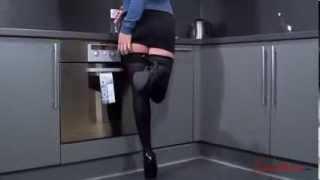 Sexy Stockings on Secretease