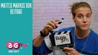 Matteo Markus Bok - Cruisin - Interview - Bubble Gum TV