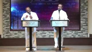 Tamil Christian Message: Ps Gabriel Thomasraj