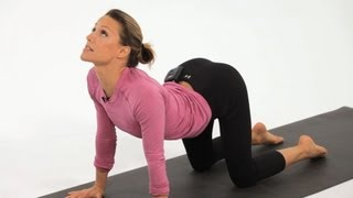 How to Do a Cat Cow Pose for Energy | Yoga