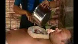 Kerala Ayurvedic Massages and Treatments Sirovasthi, Urovasthi, Kadivasthi