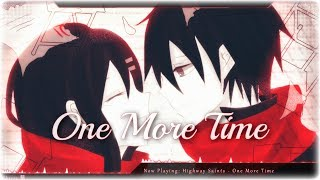 Nightcore - One More Time