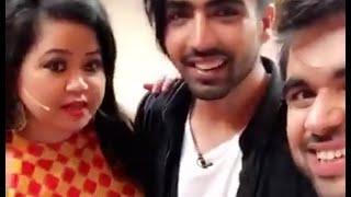 Hardy Sandhu and Ninja on Comedy nights bachao