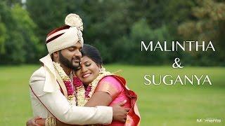 Suganya Weds Malintha | Hindu Wedding | Refined Moments UK