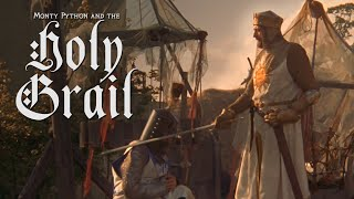 Monty Python and the Holy Grail Recut as a Crazy Intense Drama  - Trailer Mix
