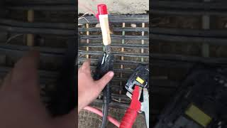 Jump starting a car off of a drill battery