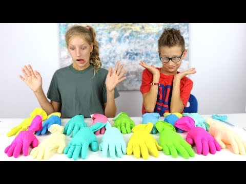Xxx Mp4 Don T Choose The Wrong Glove Slime Challenge 3gp Sex