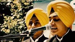 Bhai Harjot Singh Bhai Bhageerath Singh Kavishri Jatha @ Sikh Rally, San Francisco - June 11, 2017