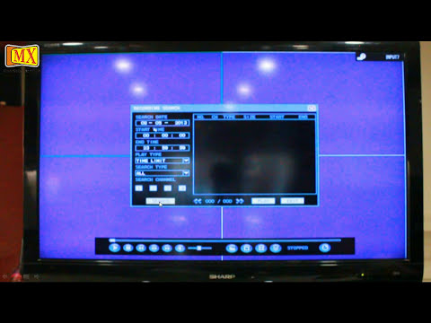 Xxx Mp4 How To Set Record Playback Recording In CCTV Camera Via DVR 3gp Sex