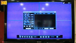 How to Set Record & Playback Recording in CCTV Camera Via DVR