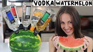 Vodka Watermelon!  -  Tipsy Bartender