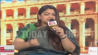 Why I turned atheist - Kushboo Powerful speech
