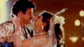 O Prema Full Video Song || Aswamedham Movie || Balakrishna, Meena, Nagma