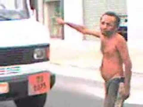 Naldinho de Jaguaribe de Cueca na Rua video completo