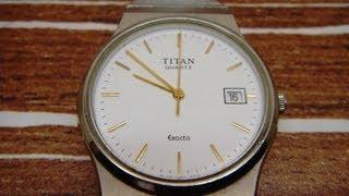 Titan Exacta Watch review