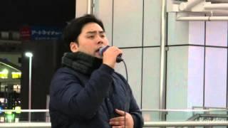 ゴリ山田カバ男「ヒロイン(back number Cover)」2016/2/6 in川越