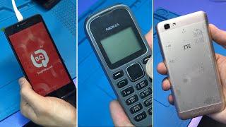 Упал в унитаз BQ STRIKE | Умерла старая Nokia | Не работает динамик ZTE