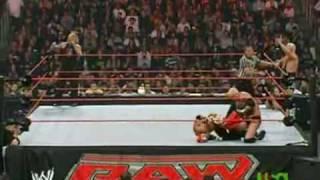 Jeff Hardy & Rey Mysterio vs Mr Kennedy & Finlay