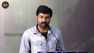Aruvi is a film written with so much of love towards people.  - Director Arun Prabhu