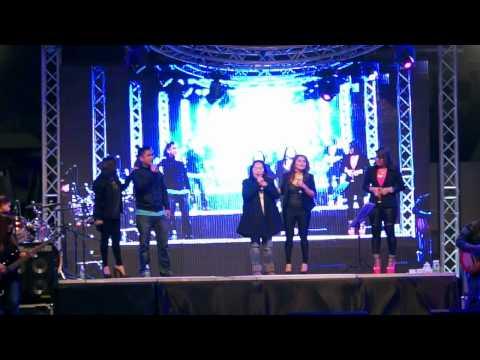 Big Bang Concert-Aegis in Qatar 2015 Full Clip......