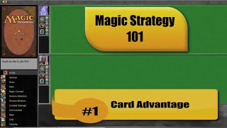 Card Advantage in Magic The Gathering | Magic Strategy 101