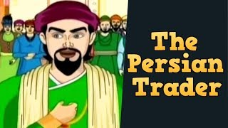 Akbar Birbal Stories In Hindi | The Persian Trader | Hindi Animated Stories | Masti Ki Paathshala