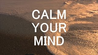 GUIDED MEDITATION: Quiet mind for anxiety and negative thoughts