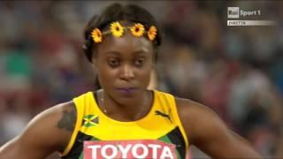 Finale 200 metri donne Pechino 2015 - Campionato del Mondo