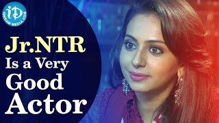 Jr NTR Is a Very Good Actor - Rakul Preet Singh || Talking Movies with iDream