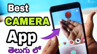 Best camera tricks | Best camera app in telugu Hd 3D photos/Images | MrBluePlanet