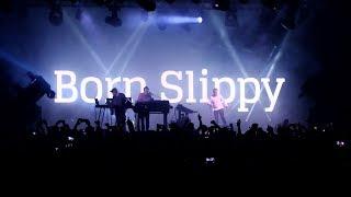 Underworld Born Slippy Live in Berlin