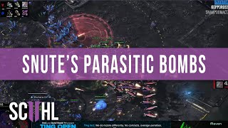 Snute's MASSIVE Parasitic Bombs - Ting Open