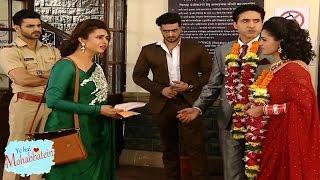 Ye Hai Mohabbatein 8th August 2016 EPISODE | Shagun Mani's MARRIAGE On Location
