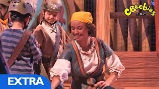 CBeebies Grown-ups: Swashbuckle! Behind the scenes on CBeebies' brand new pirate game show...