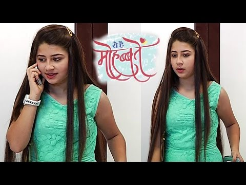 Yeh Hai Mohabbatein | 20 May 2016 | Ruhaan Takes Girl Avatar