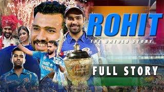 Rohit Sharma Biography | Indian Cricket Batsman |