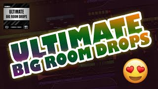 BIG ROOM DROPS PACK | ULTIMATE DROP (FREE DOWNLOAD)