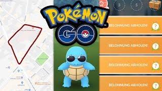 So habe ich zwei 100er-Schiggy abgestaubt + Fazit zum Event | Pokémon GO Deutsch #674