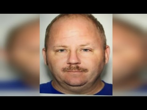 Authorities locate man wanted on sex abuse charges following manhunt
