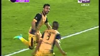 اهداف مباراة الانتاج الحربى VS الزمالك 3 / 1 ... الدورى المصرى 2015 / 2016