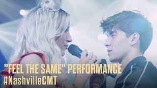 NASHVILLE ON CMT | Maddie and Jonah's