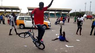 Kofi Kinaata - Play (Official Video Freestyle) By Anane Deco