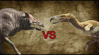 Killer Pig vs Terror Bird